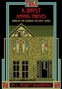 A Ghost among thieves book cover