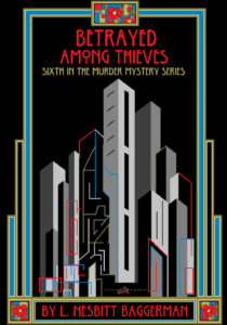 Betrayed Among Thieves book cover