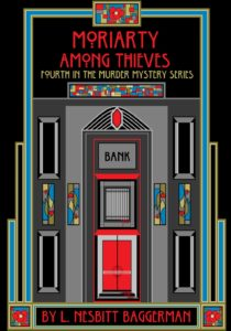 Moriarty Among Thieves book cover
