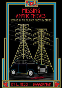 Missing Among Thieves Book Cover