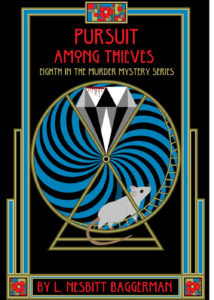 Pursuit Among Thieves book cover